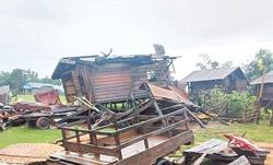 Laos offers emergency relief for areas lashed by tropical storm Conson