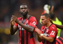 Soccer - Milan's Tomori hopes Champions League aids England World Cup dream