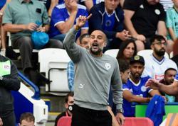 Soccer - Guardiola denies City were Champions League failures last season