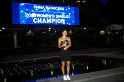 Tennis-Raducanu's toughest challenge is coping with the fame game