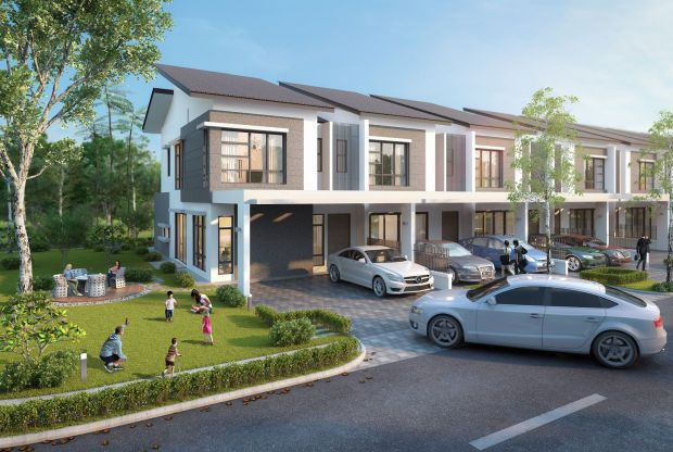 HIL said its revenue would mainly stem from its Amverton Links (pic) and its completed project, 108 terrace house in Bukit Kemuning and Amverton Greens