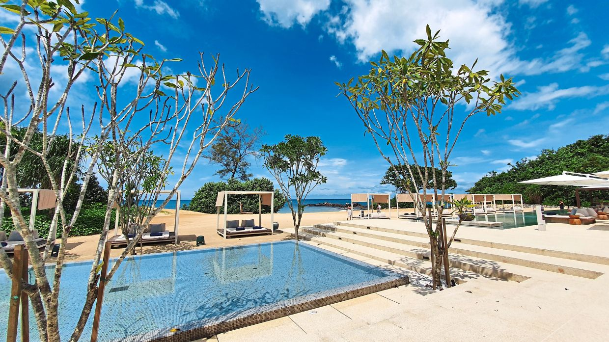 Desaru Coast features a handful of beautiful resorts, like the One & Only Desaru Coast. — MELODY L. GOH/The Star