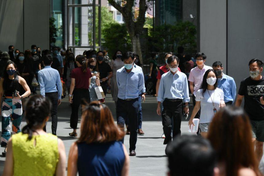 Job vacancies in Singapore hit document excessive of 92,100 in June: MOM