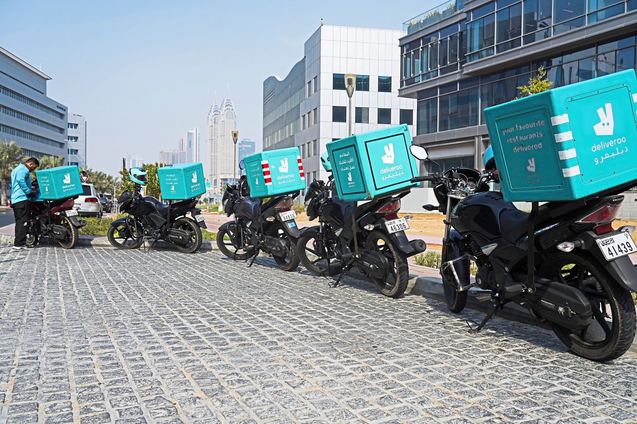 Rising demand for food delivery services has transformed Dubai's streets and drawn thousands of desperate riders, predominantly Pakistanis, into the high-risk, lightly regulated and sometimes-fatal work.