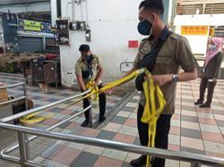 Bayan Baru Market reopens after thorough sanitisation