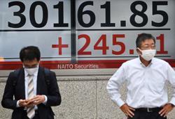 Japan stocks rise