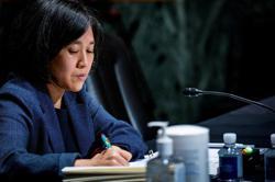 U.S. trade chief urges ASEAN envoy to visit Myanmar soon, promote dialogue