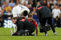 Soccer-Liverpool's Elliott expected to feature again this season after ankle surgery