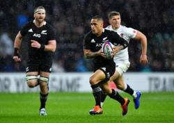 Rugby-All Blacks Smith to miss rest of Rugby Championship, Cane in fitness race
