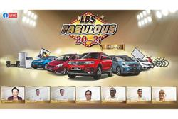 JOIN THE LBS FABULOUS LUCKY DRAW