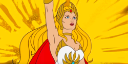 1980s cartoon character She-Ra to get live-action TV show