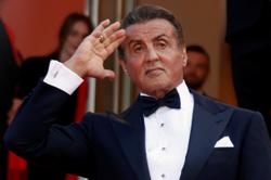 Actor Sylvester Stallone movie memorabilia headed for auction
