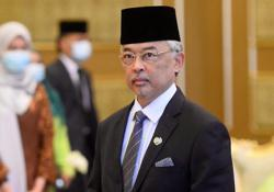 Yang di-Pertuan Agong hopes historic MoU will end political turmoil in the country