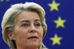 EU's chief executive warns against 'pandemic of the unvaccinated'