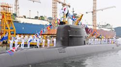 South Korea successfully tests submarine-launched ballistic missile, says Blue House after North Korea missile test