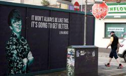 Northern Irish police arrest four over killing of journalist Lyra McKee