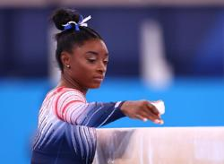 Simone Biles condemns U.S. Olympic Committee, FBI for sex-abuse crisis