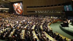 UN faces rival claims for Myanmar seat, doubts over Afghanistan