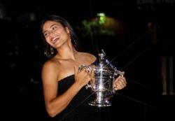 U.S. Open victory yet to sink in, says Raducanu