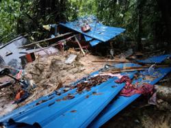 Sabah flash floods: Two dead from Forest Hill, Penampang landslide