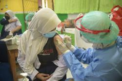 Malaysian residents in Indonesia can register for Covid-19 vaccine