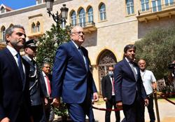 Exclusive-Lebanon to resume IMF talks, begin reforms, draft policy statement says