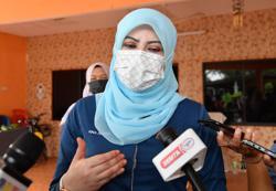 Rina Harun: Citizenship application procedure for children born abroad should be equal
