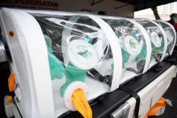 UMMC uses first Malaysian-made isopod to transport highly contagious Covid-19 patients