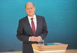 German lawmakers to grill Scholz over anti-money laundering probe days before election