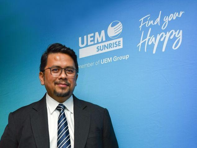 Sufian Abdullah, UEM Sunrise CEO