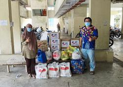 Kepong PPR residents receive food, medicine after recording Covid-19 cases