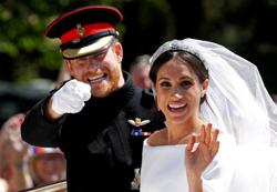 Harry and Meghan featured on Time 100 influencer list