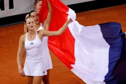Tennis-Champions France to open Billie Jean King Cup defence against Canada