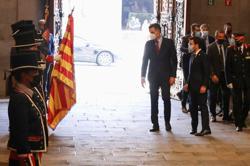 Spain, Catalonia still 'far apart' on independence as talks resume