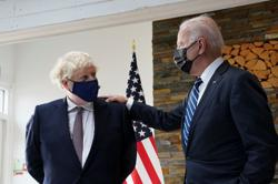 Biden to be joined virtually by British, Australian PMs at national security event