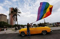 Cuba publishes draft family code that opens door to gay marriage
