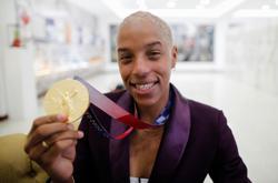 Athletics-Venezuela's Rojas targets 16-metre triple jump