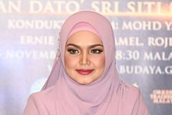 Siti Nurhaliza grateful for time with kids