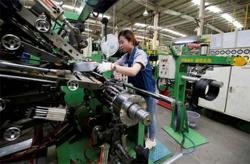 China's factory, consumer sectors stumble