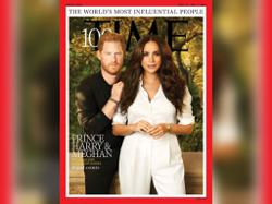 Meghan and Harry featured on Time 100 influencer list