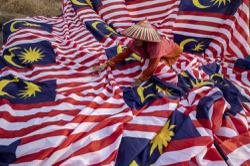 Malaysia Day: The sun rises from the East