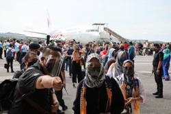 First batch of tourists arrives in Langkawi under travel bubble