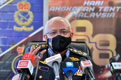 Armed Forces must be ready to face global security threats, says its chief