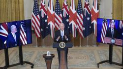 US, UK, Australia announce 'historic' military partnership in move likely to anger China