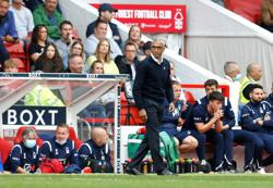 Soccer-Forest sack manager Hughton after sixth defeat in Championship