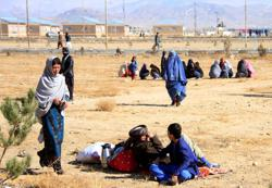Russia's Central Asian allies say won't host Afghan refugees