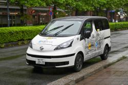 Bumpy road as ageing Japan bets on self-driving cars