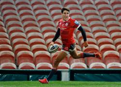 Rugby-Injury-hit Argentina name Carreras at flyhalf for All Blacks test