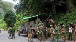 Myanmar: Shan villagers displaced by fighting between RCSS and northern alliance