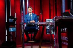 Canada's Trudeau hammers main election rival's COVID-19 approach